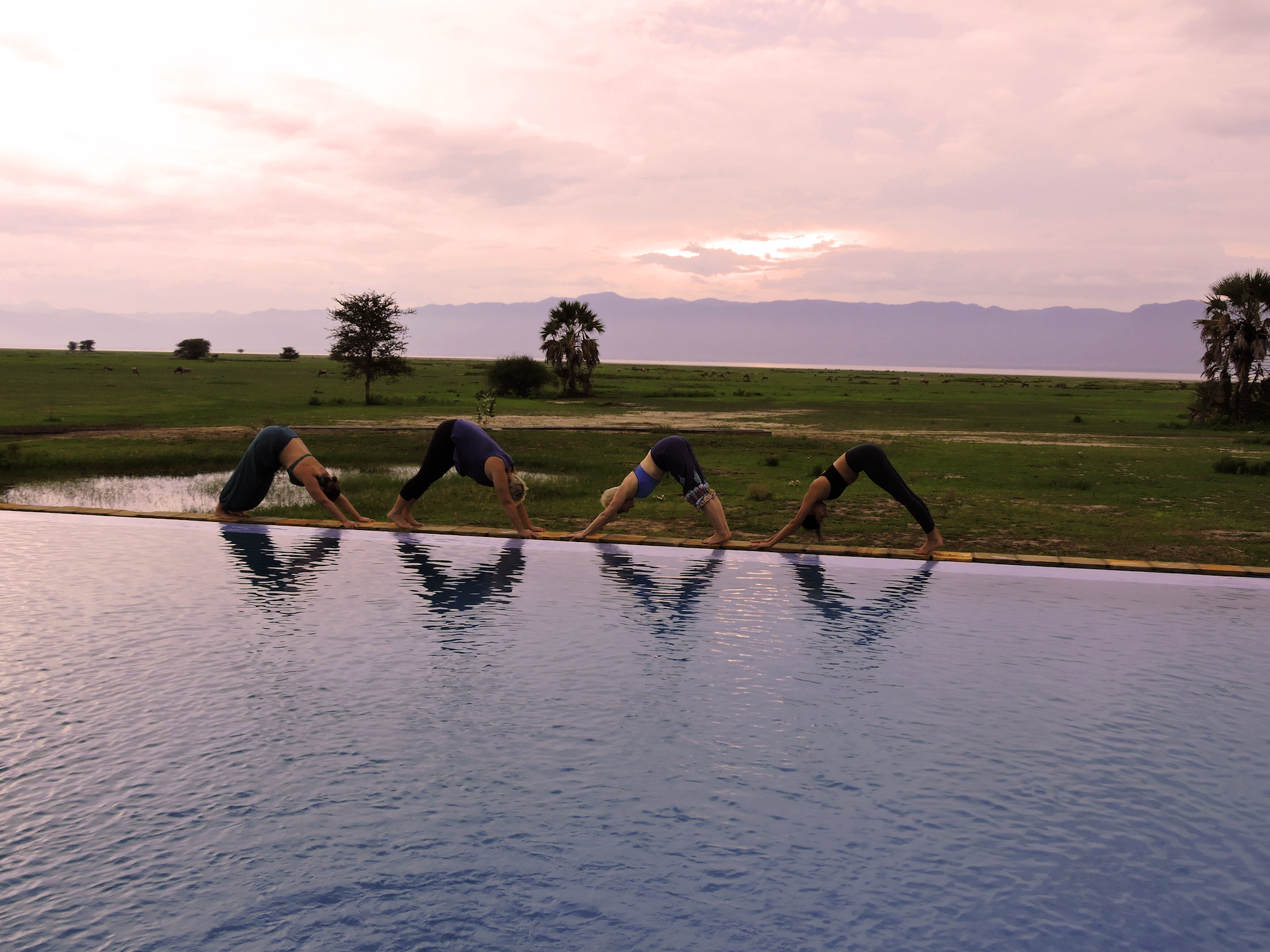 JOIN OUR YOGA RETREAT - 8- and 13-day retreats in 2019