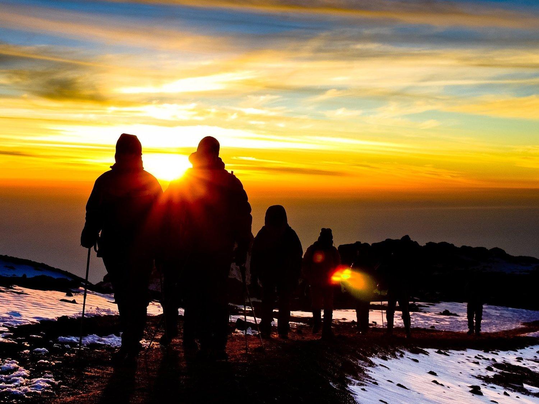 Mt Kilimanjaro -
