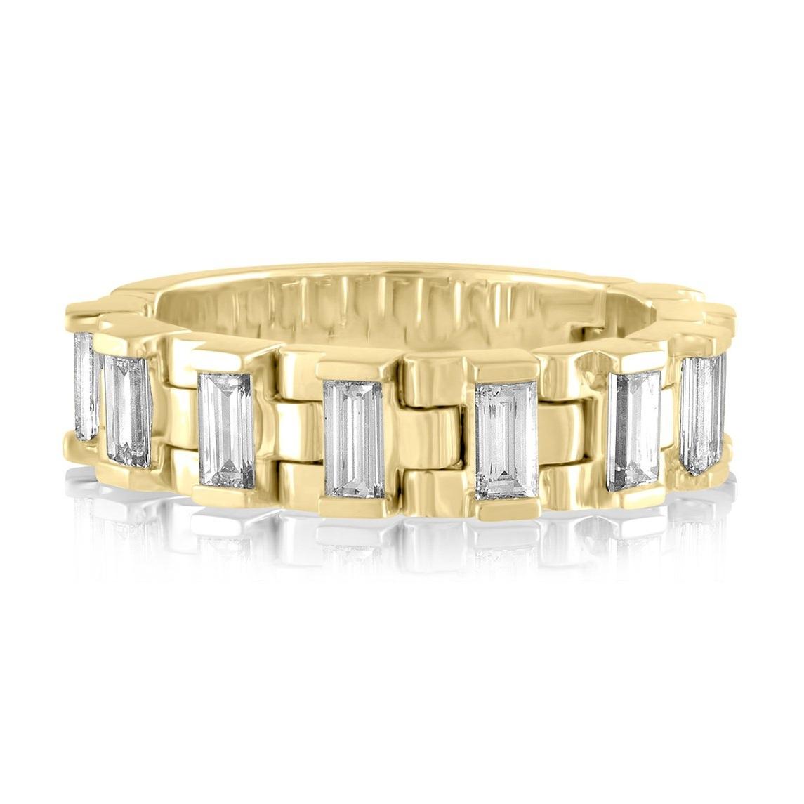 Julie Lamb NY - The Freelance Flexible Diamond Ring