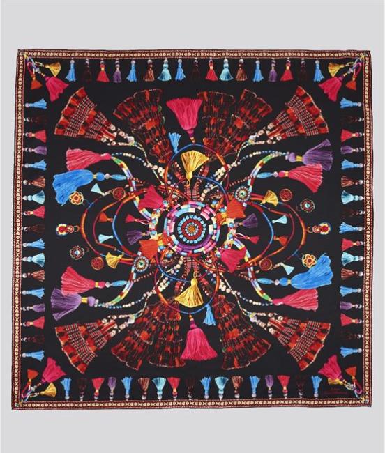 Echo - Tassel Rhapsody Silk Square Scarf.png
