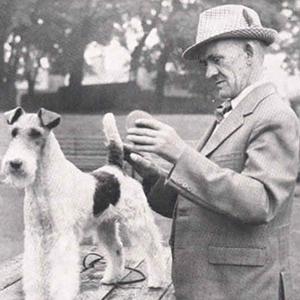 Ernest 'robbie' Robinson with Billy