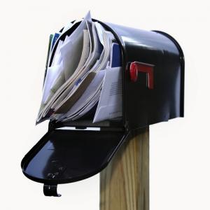 Mail and newspaper retrieval. -
