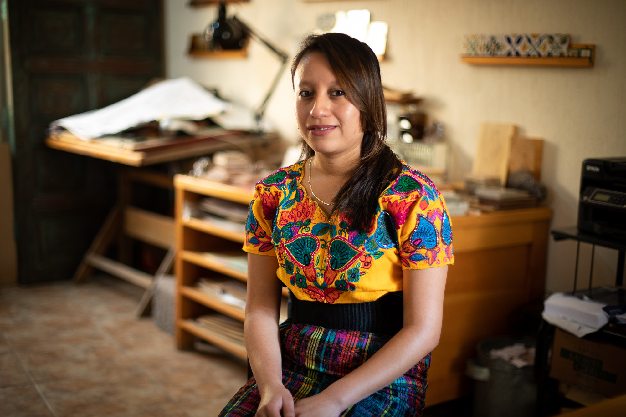 Meet Brenda - See the impact of a graduate grant