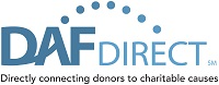 DONATE VIA DAF DIRECT
