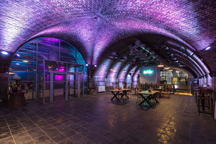 Tuesday, 13 October Congress Dinner at the Argyle Street Arches - Enjoy a delicious dinner with your friends and colleagues at the final networking event of the Congress. The Argyle Street Arches a unique venue of restored train tunnels located under the Glasgow Central Station. This is a can't miss event!*Additional registration required.