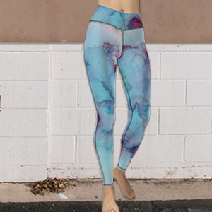 A Different Sky is Waiting Leggings -  $50
