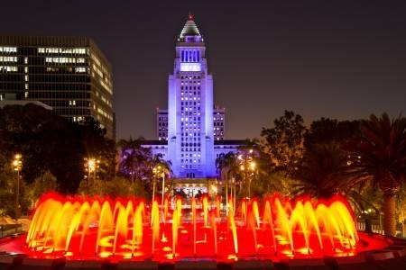 Festival of Lights: A Hanukkah Celebration at City Hall - The Jewish Federation of Greater Los Angeles & City of Los Angeles