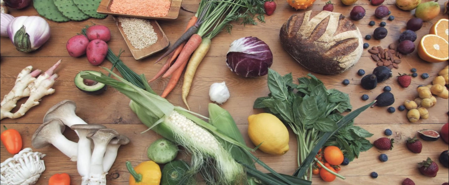 WHAT YOU EAT IS LESS IMPORTANT THAN HOW IT WAS PRODUCED -