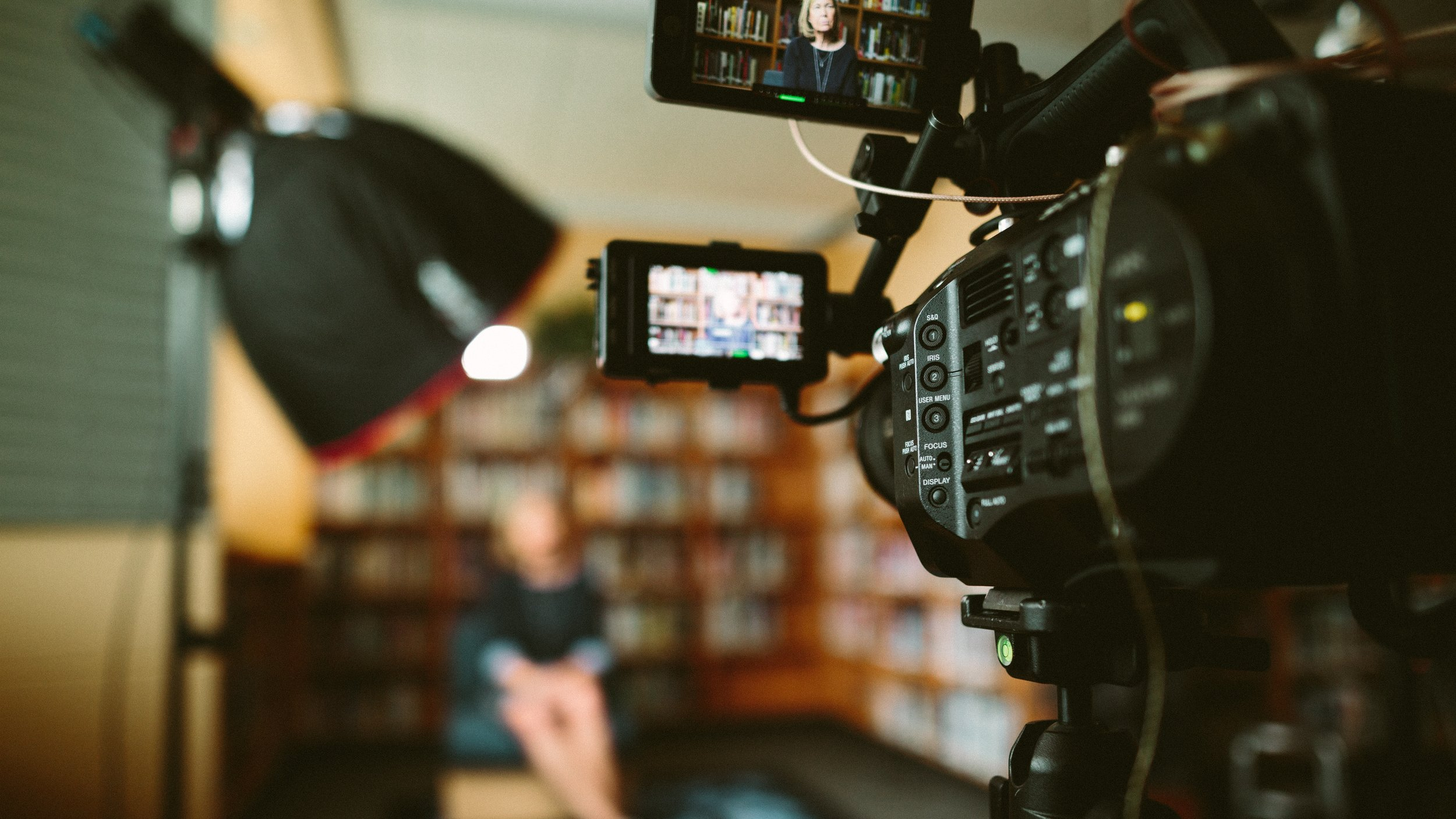 Video IS the future of content - Podium enables small, local newsrooms to create engaging video content with almost no video expertise.