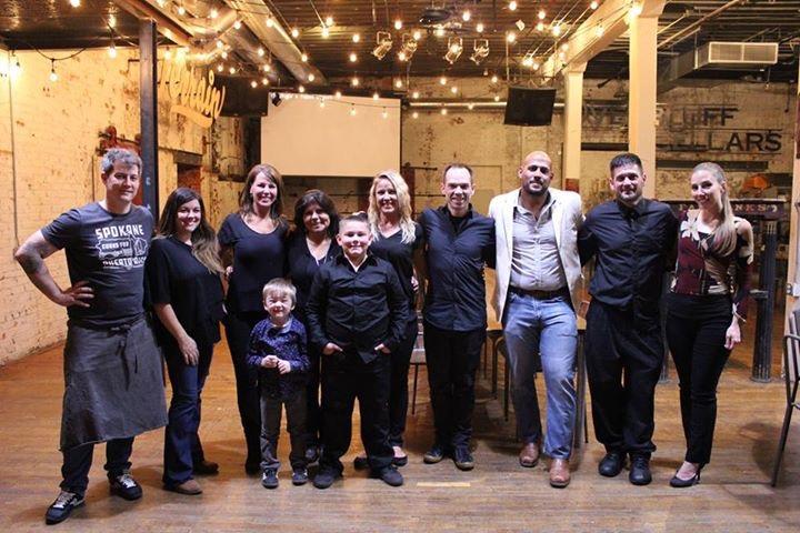 Spokane cooks for Puerto Rico fundraiser