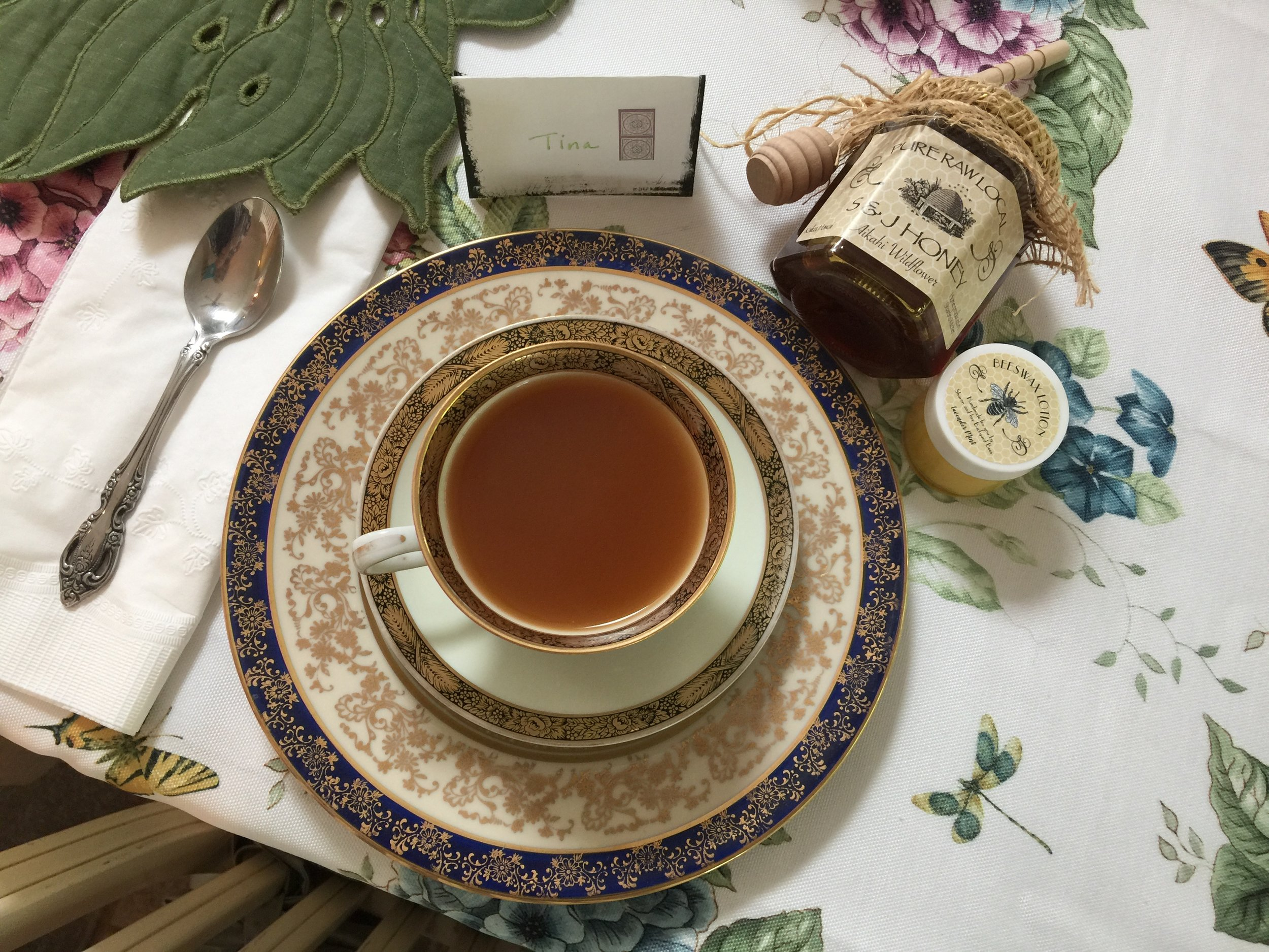 It's Time for TEA!   -