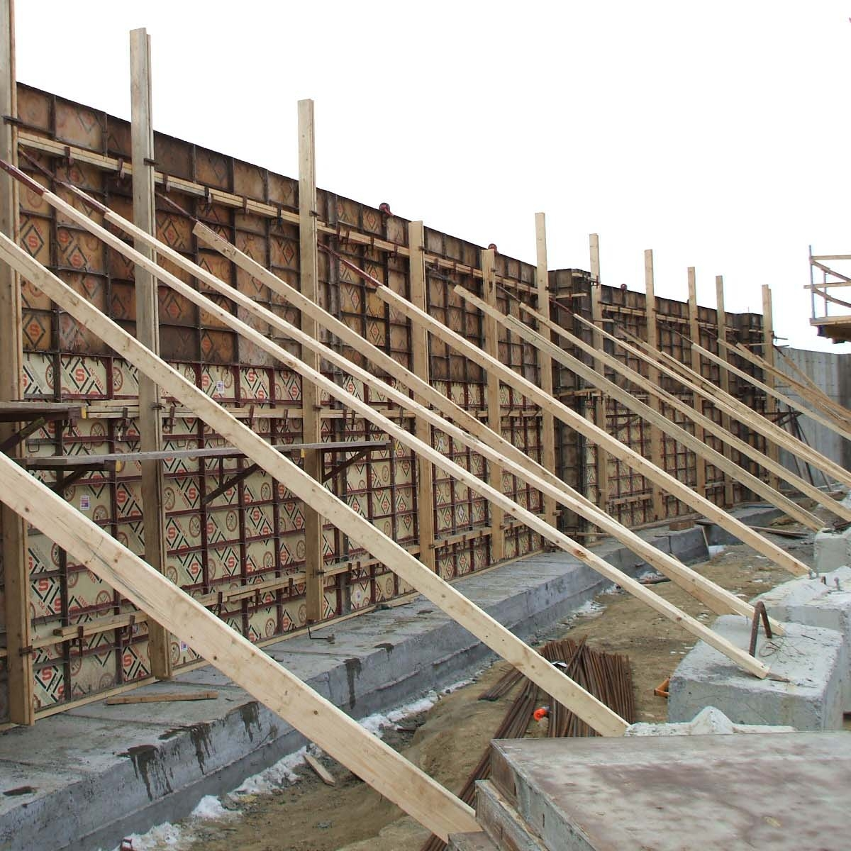 Concrete Forms & Accessories -