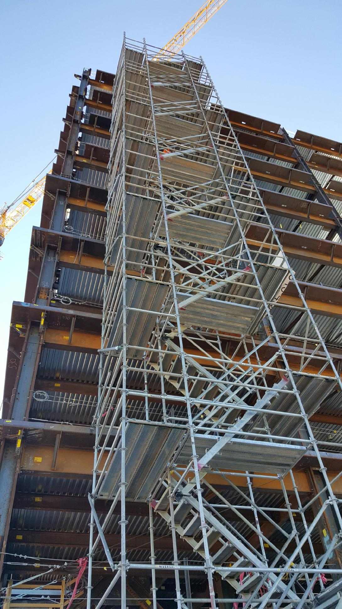 Resorts World Casino Stair Tower 2.JPG