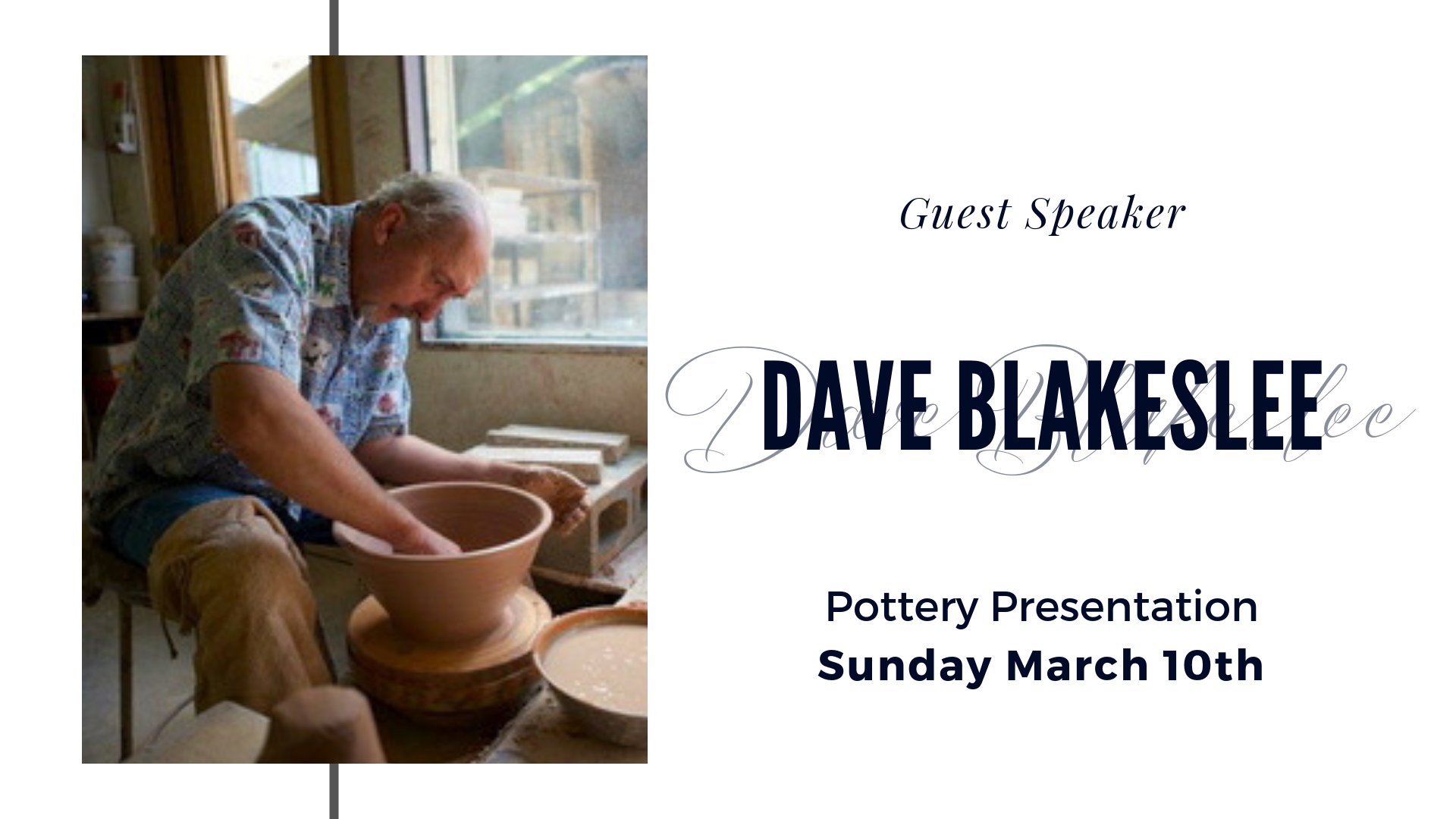 Dave Blakeslee Slide