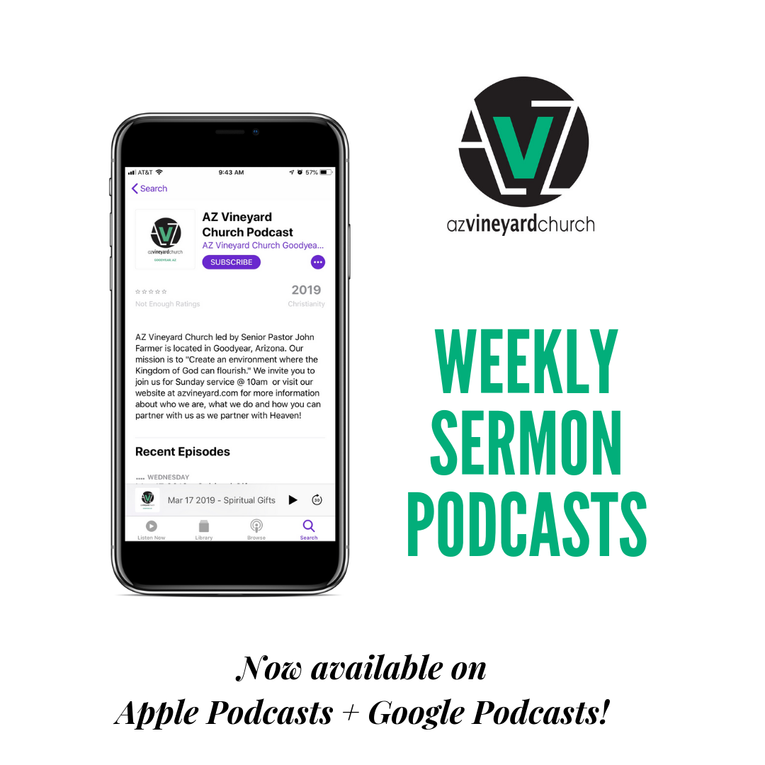 AZV Weekly Sermon Podcast