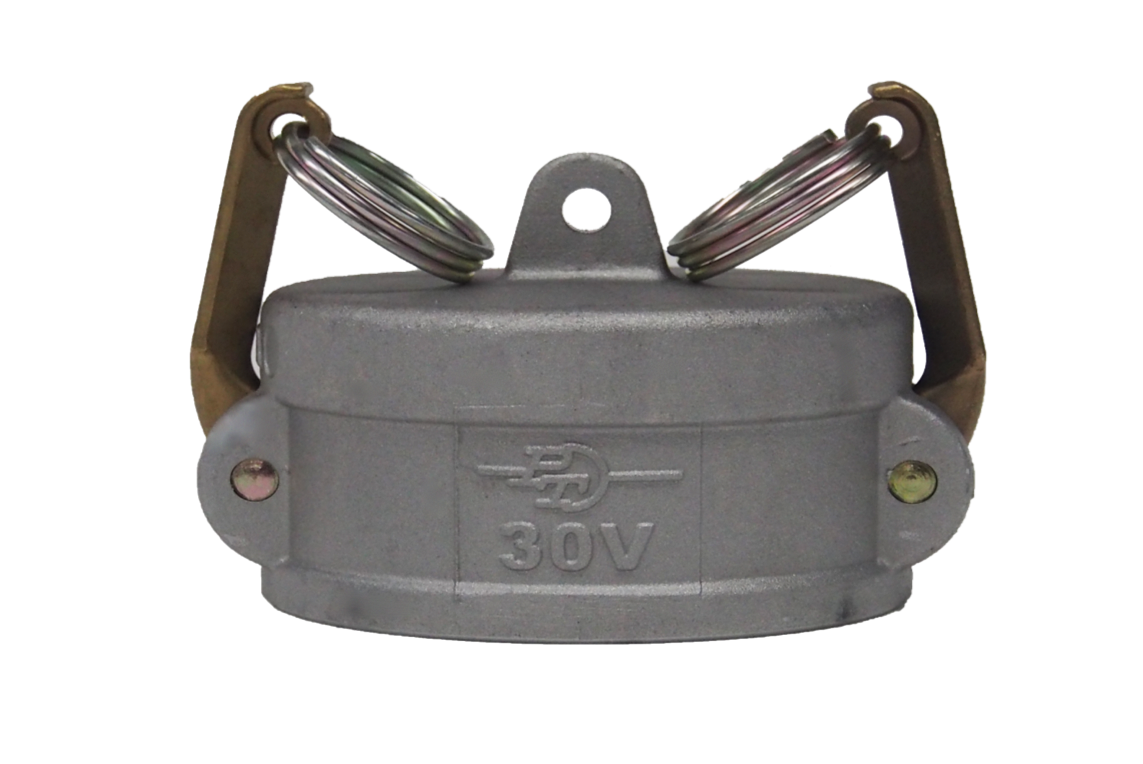 DUST CAP:covers & seals adapter