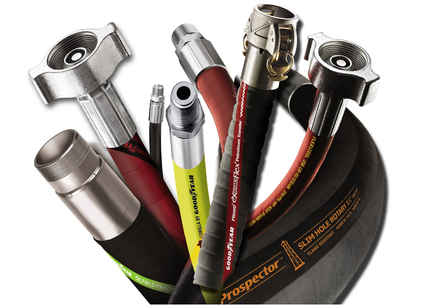 Learn About Our Hose Capabilities