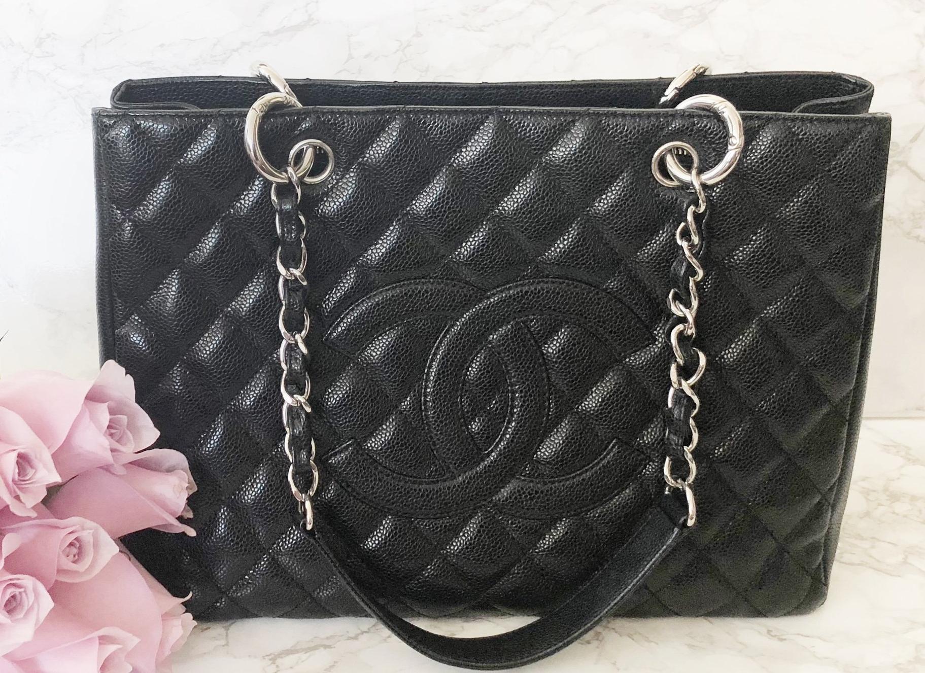 My 2009 Chanel GST