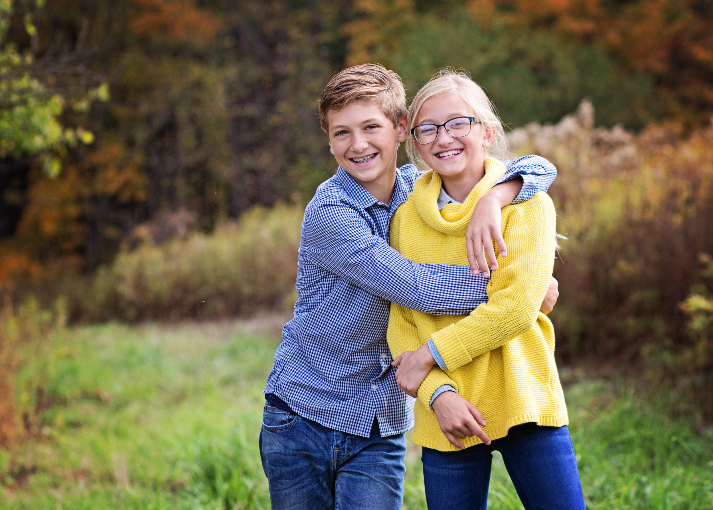 Siblings | Kelly Rhoades Photography