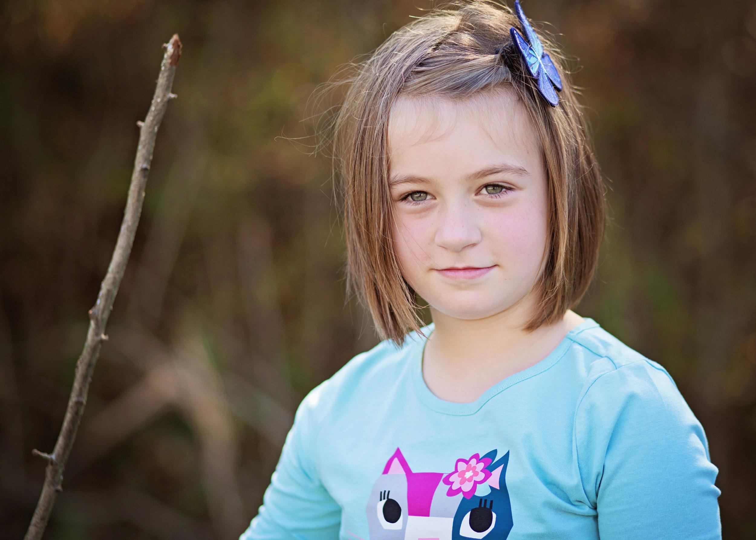 Childrens Photographer | Kelly Rhoades Photography