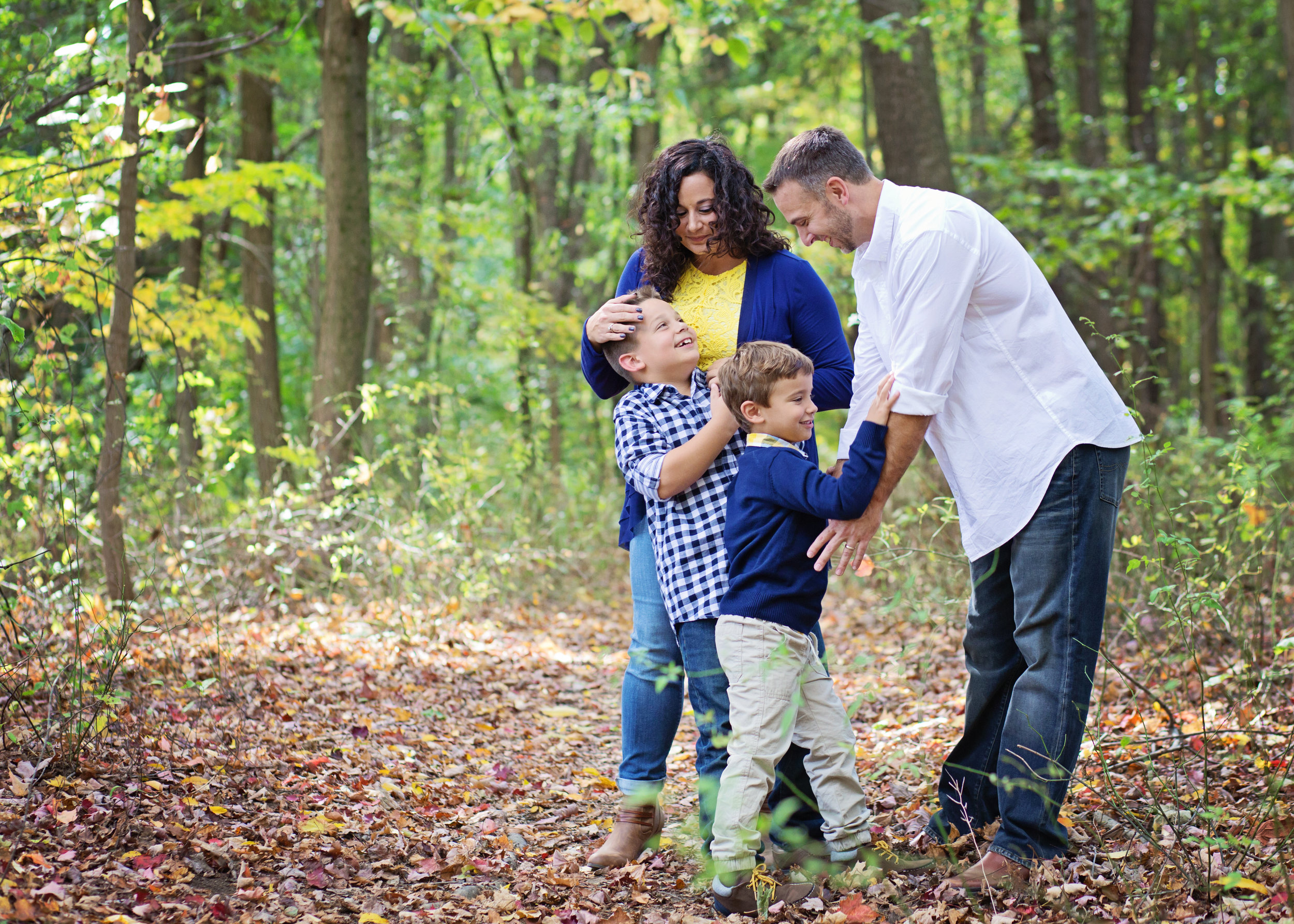 Lifestyle Family Session | Kelly Rhoades Photography