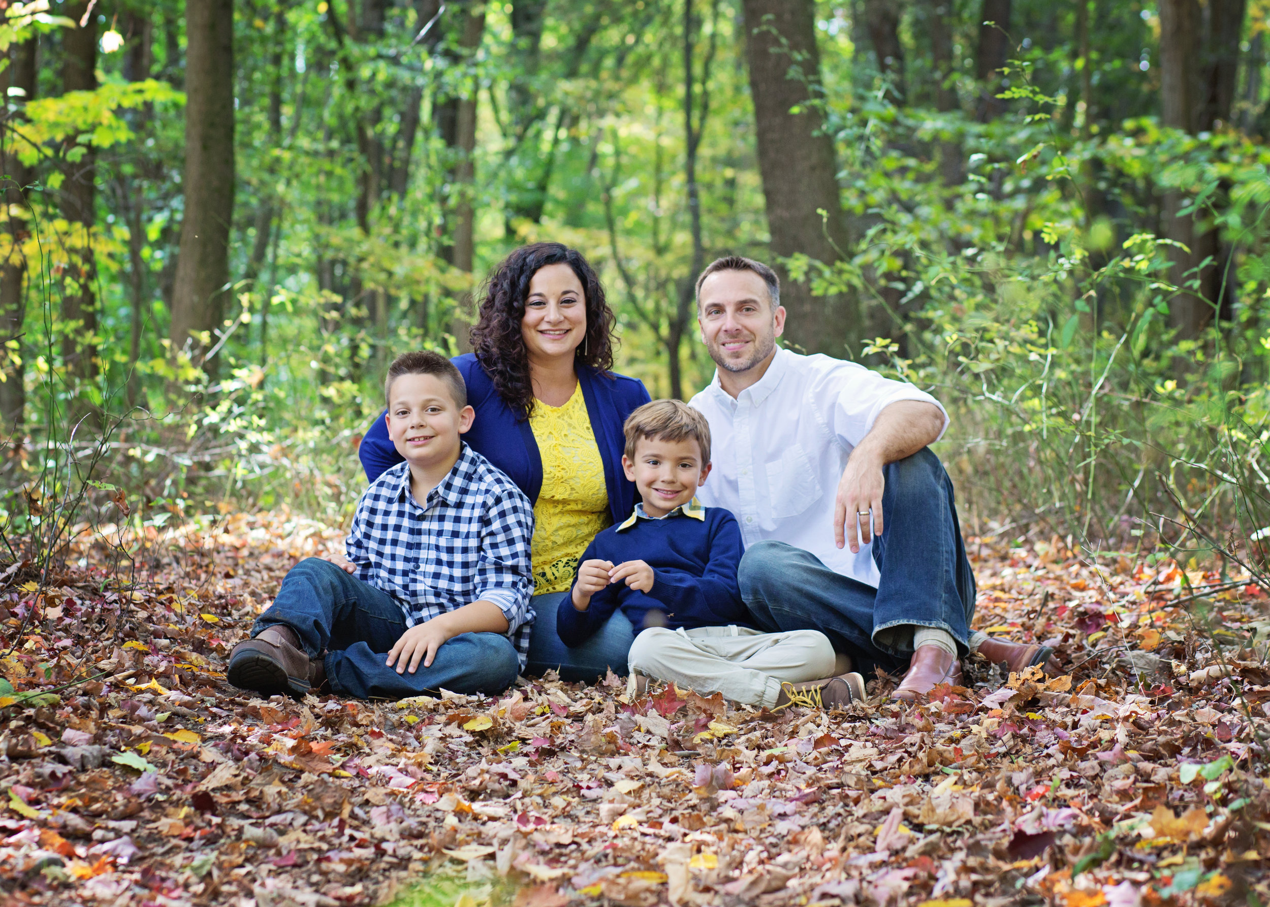 Meadville Family Photographer | Kelly Rhoades Photography