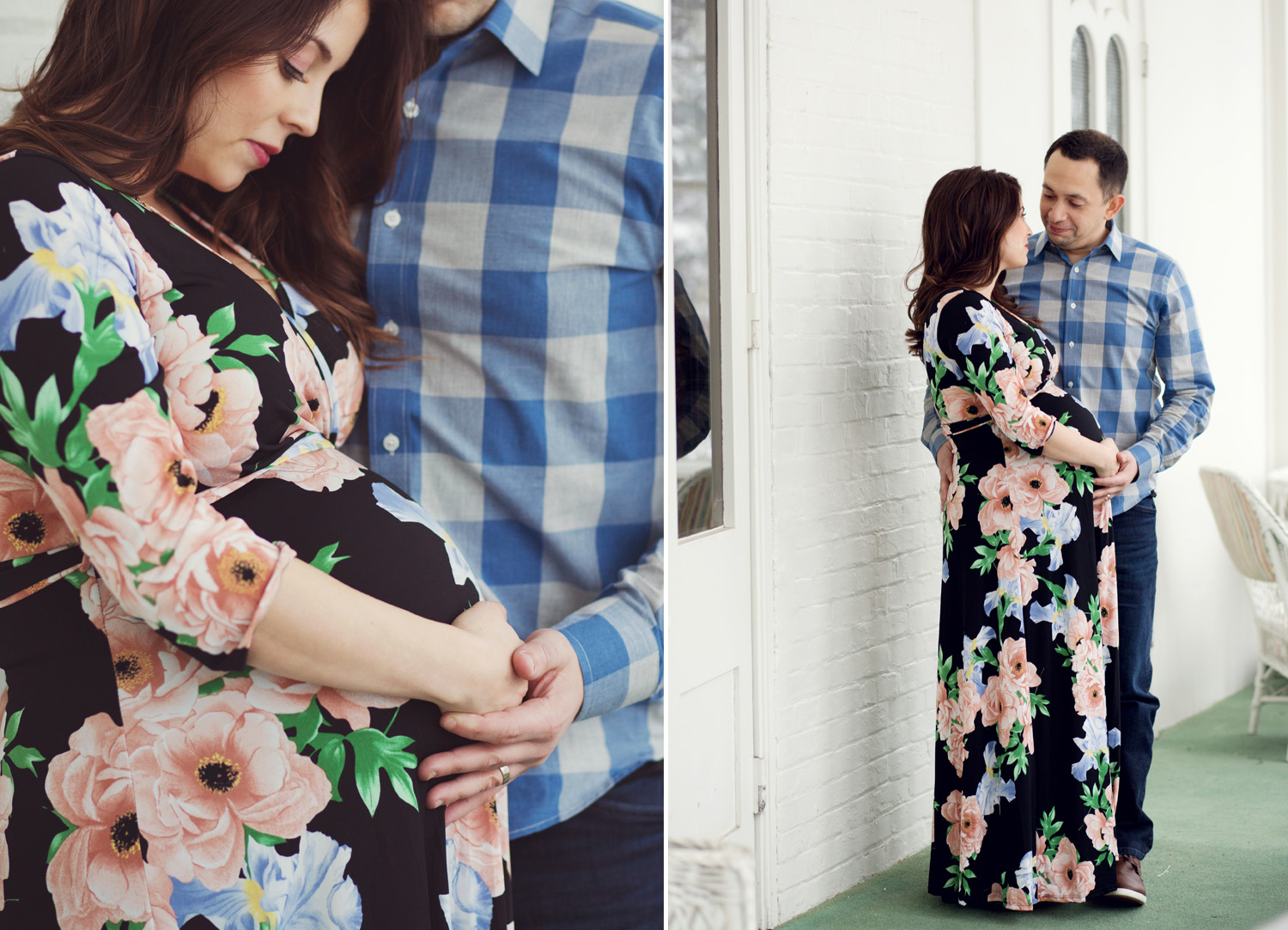 Intimate Maternity Session