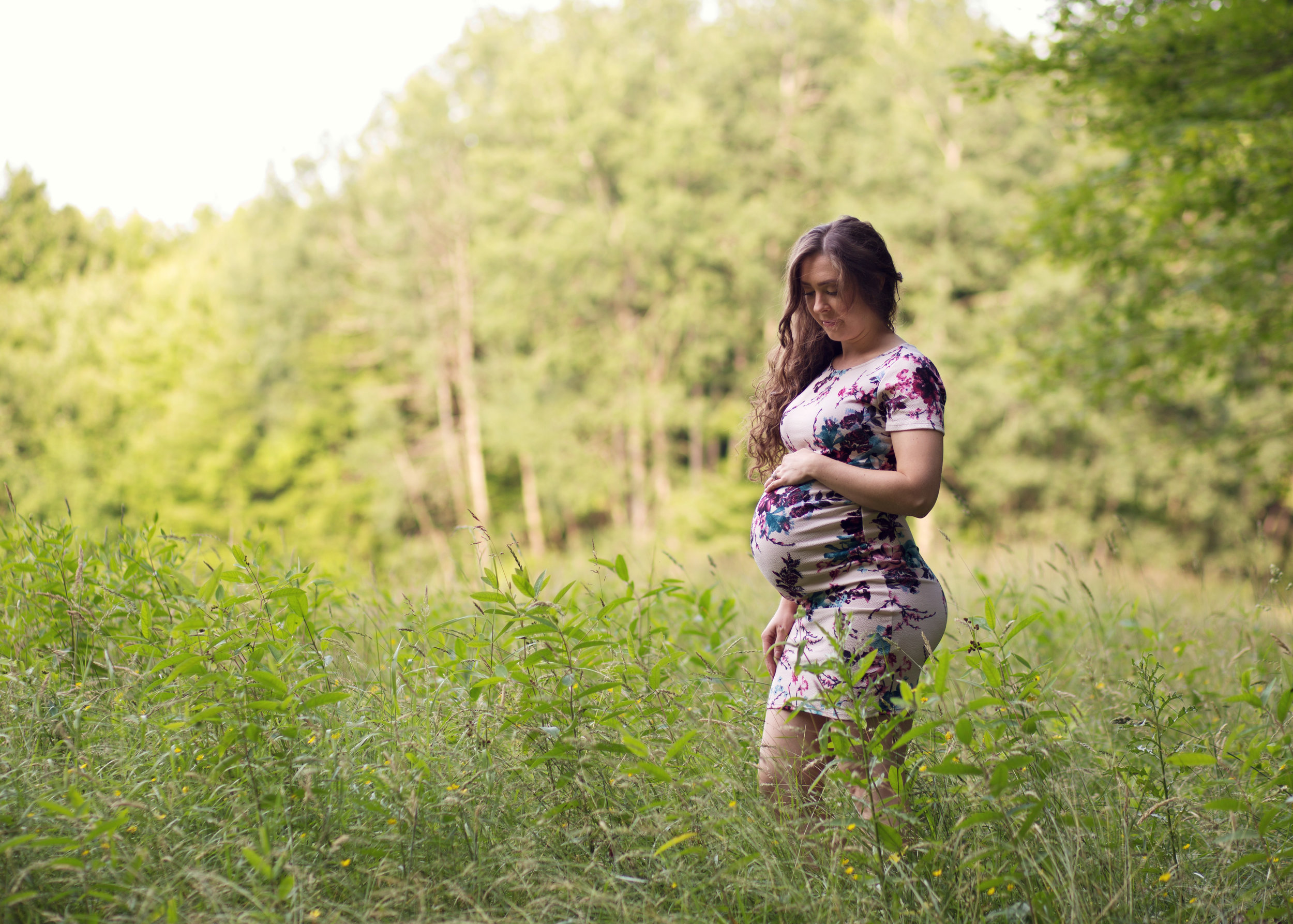 Lifestyle Maternity Session | Kelly Rhoades Photography
