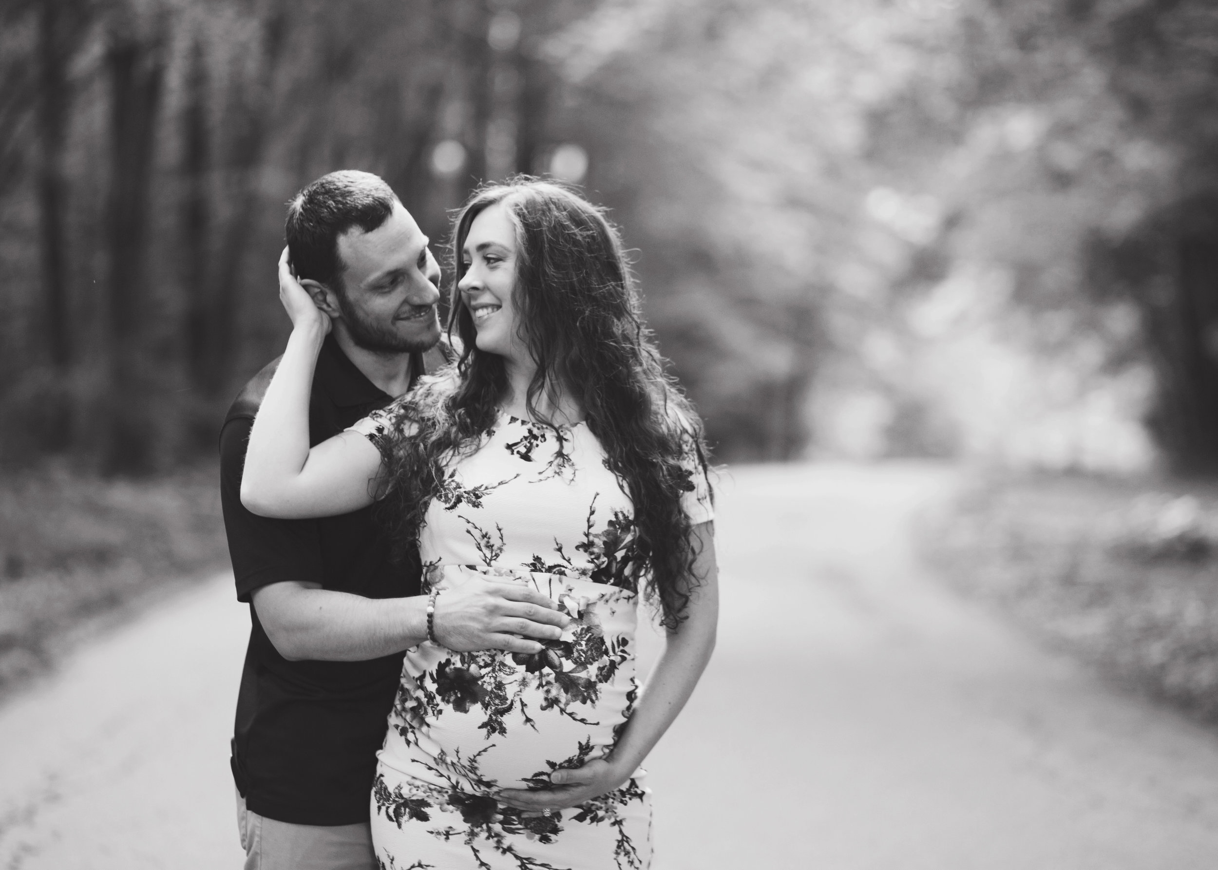 Couples Maternity Session | Kelly Rhoades Photography