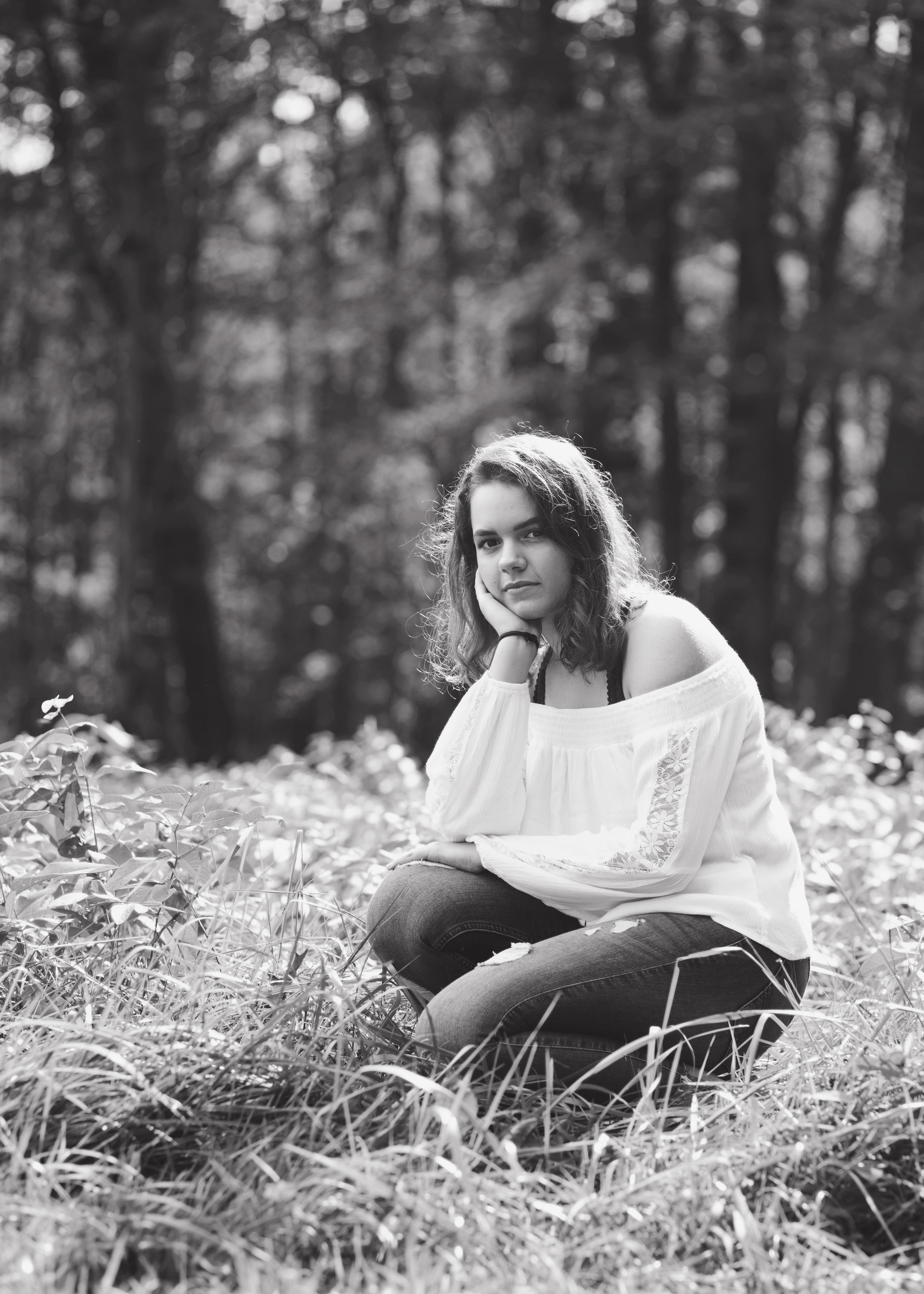 Senior Photographer | Kelly Rhoades Photography