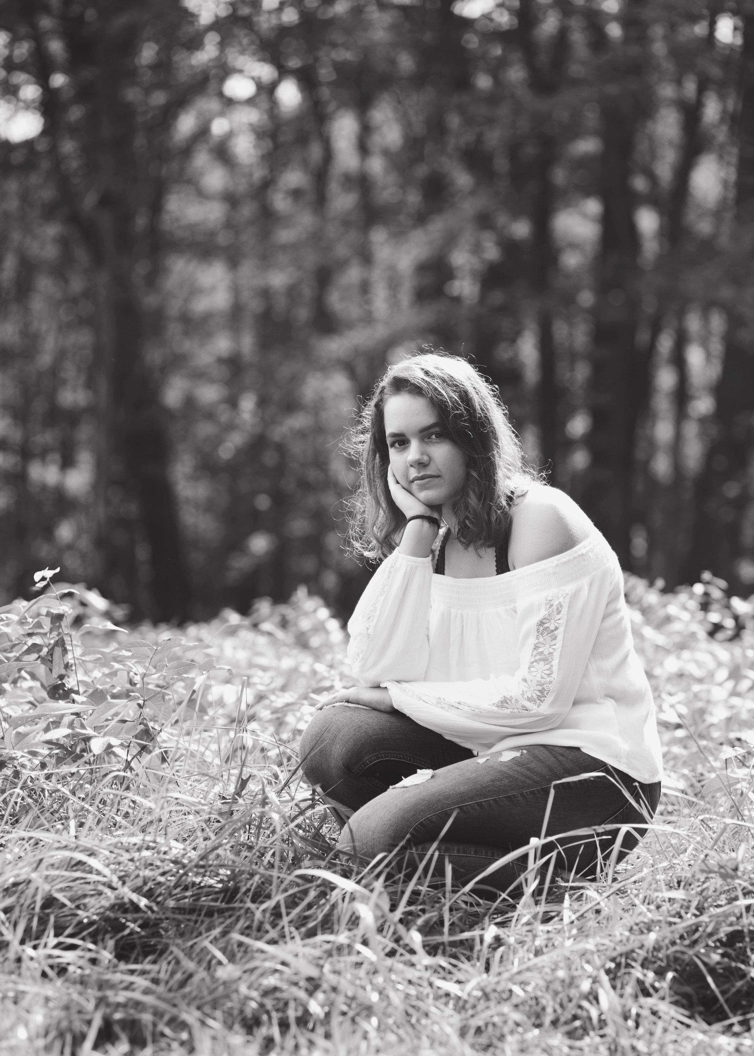 Senior Photographer | Kelly Rhoades Photography
