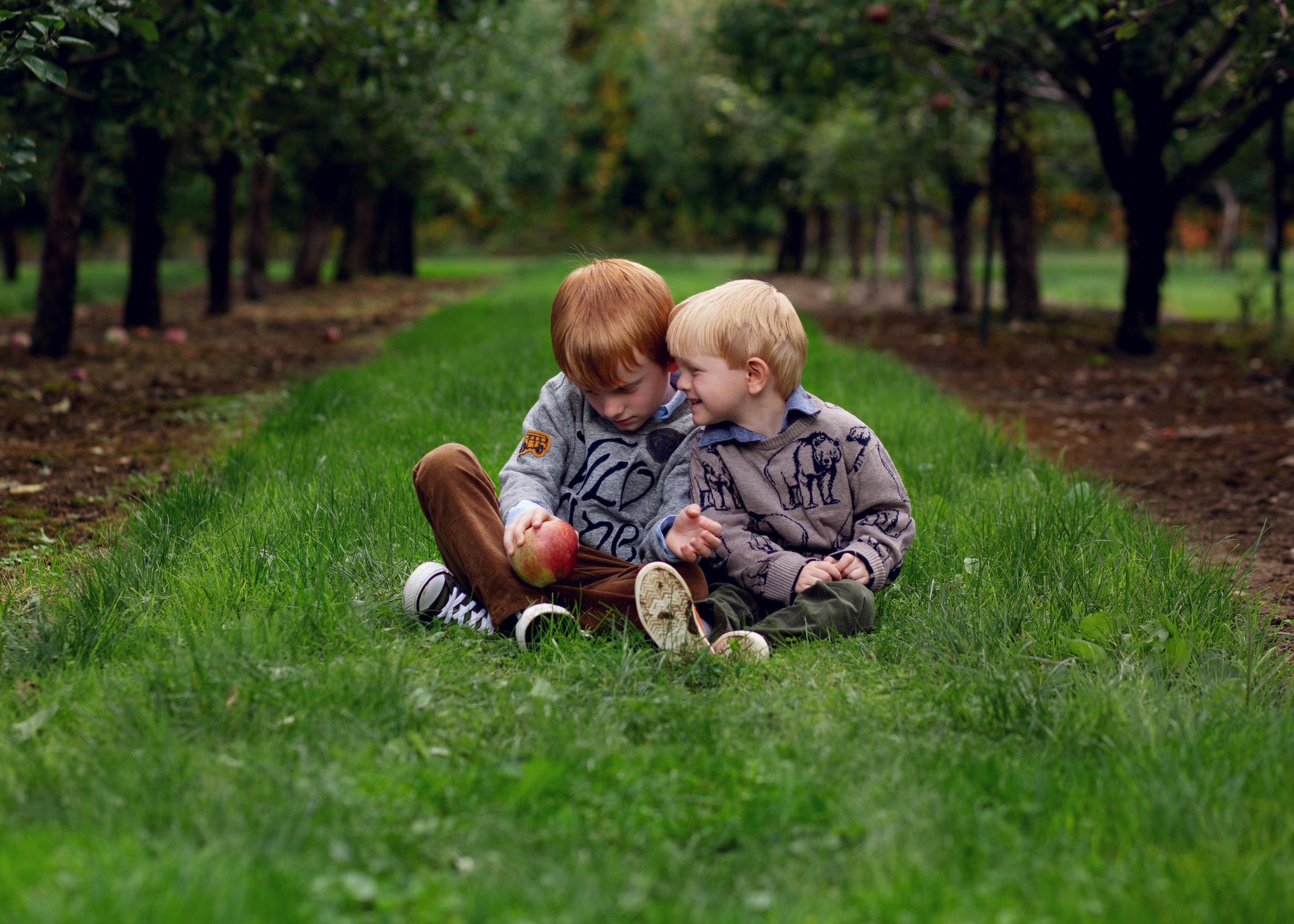 Brother Session | Kelly Rhoades Photography