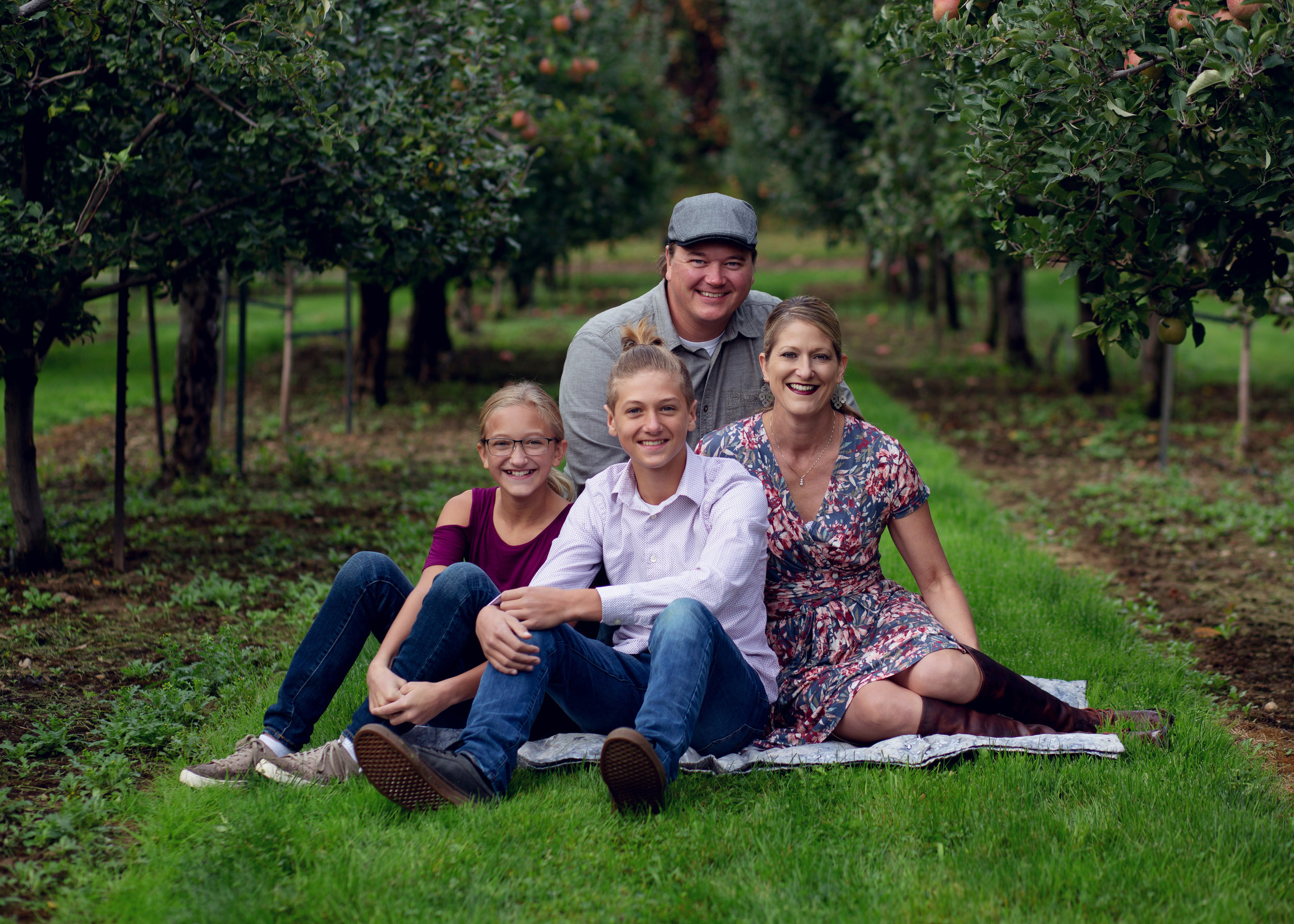 Family Session | Kelly Rhoades Photography