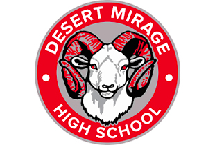 DESERT MIRAGE HIGH SCHOOL   A public high school for grades 9-12. It is located in Thermal, California. The school is part of the Coachella Valley Unified School District.    Website