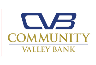 COMMUNITY VALLEY BANK   The staff of Community Valley Bank (CVB) believes that social responsibility is an important part of building a great community. Great things happen when people work together. Our staff works together with local partners and organizations to help build a strong community. CVB employees are encouraged to donate their time and expertise in support of nonprofit organizations throughout our region. We strive to be open and honest with our stakeholders regarding our practices and social initiatives. CVB cares about the wellness of our community and environment.    Website