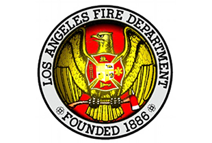 LOS ANGELES FIRE DEPARTMENT   The Los Angeles Fire Department provides firefighting, rescue and emergency medical services for the city of Los Angeles, California, United States. The LAFD is responsible for approximately 4 million people who live in the agency's 471-square-mile jurisdiction.    Website