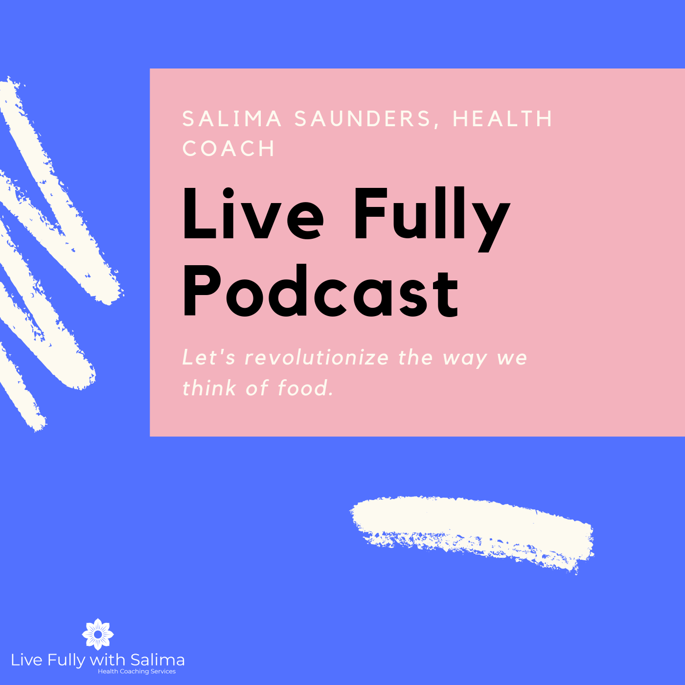 Live Fully Podcast - I want to explore what is trending in the world of food to help motivate others to get back into the kitchen and reconnect with food, themselves, and others in the process.