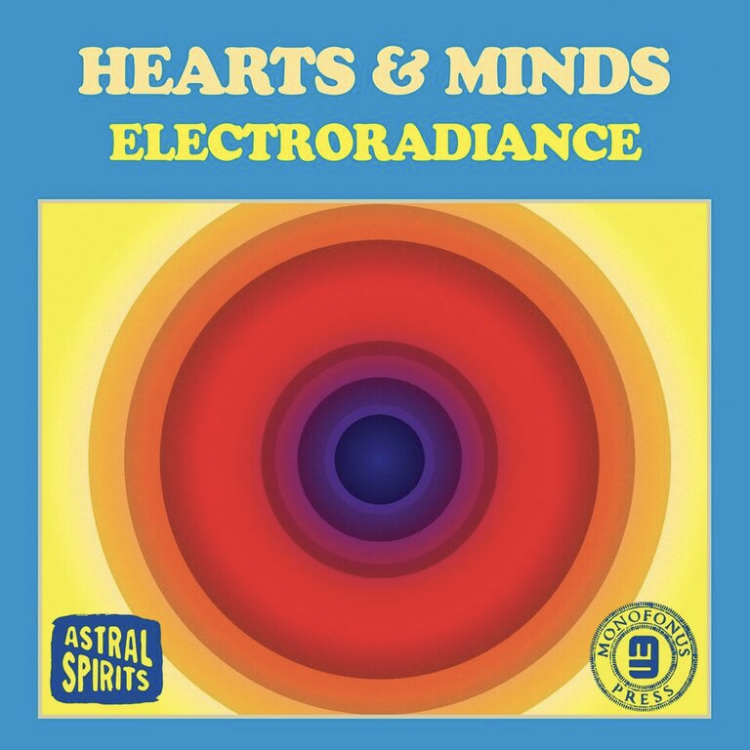 Album: Electroradiance - Label: Astral SpiritsRelease Date: September 2018Jason Stein (bass clarinet)Paul Giallorenzo (synthesizer, e pianet)CHAD TAYLOR (drums)