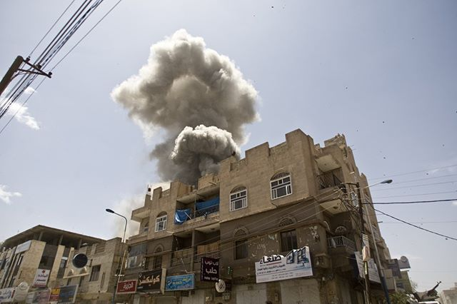 Drone strikes on Saturday caused major damage to Saudi oil facilities. Claimed by Houthi rebels, the strikes arose from the immensely complex Yemeni conflict—which has caused the worst humanitarian crisis in the world today. Sam Fouad has more: http://bit.ly/32Rllke