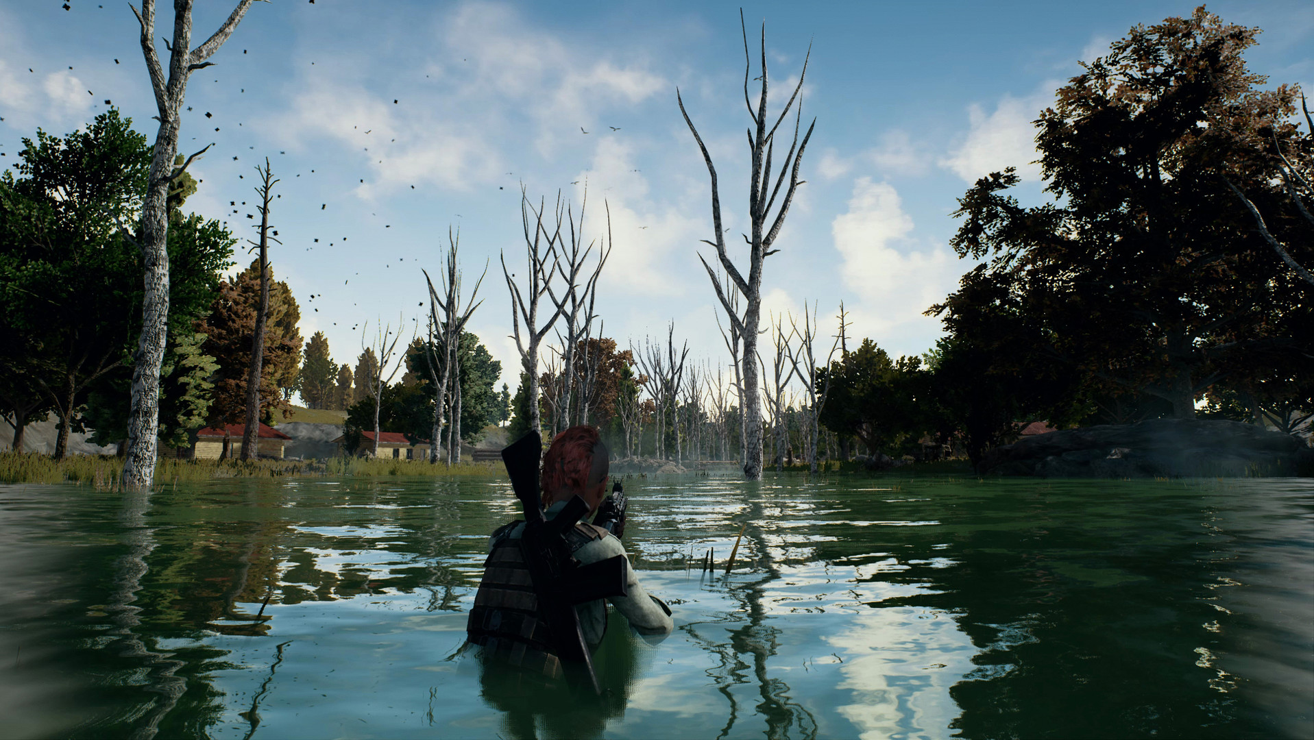A screenshot from PUBG. The game's immersive environments and mechanics that keep players coming back have led to serious addiction problems among users.
