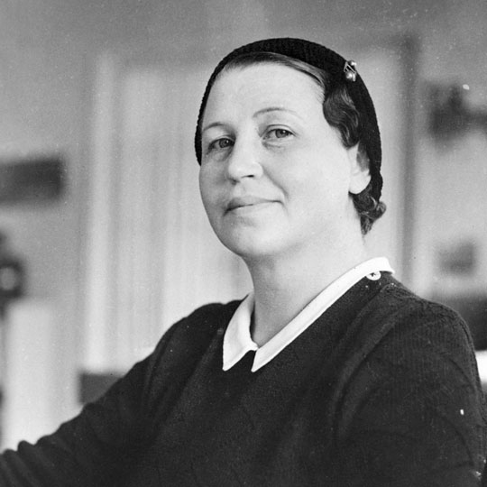 A is for Aino Aalto -