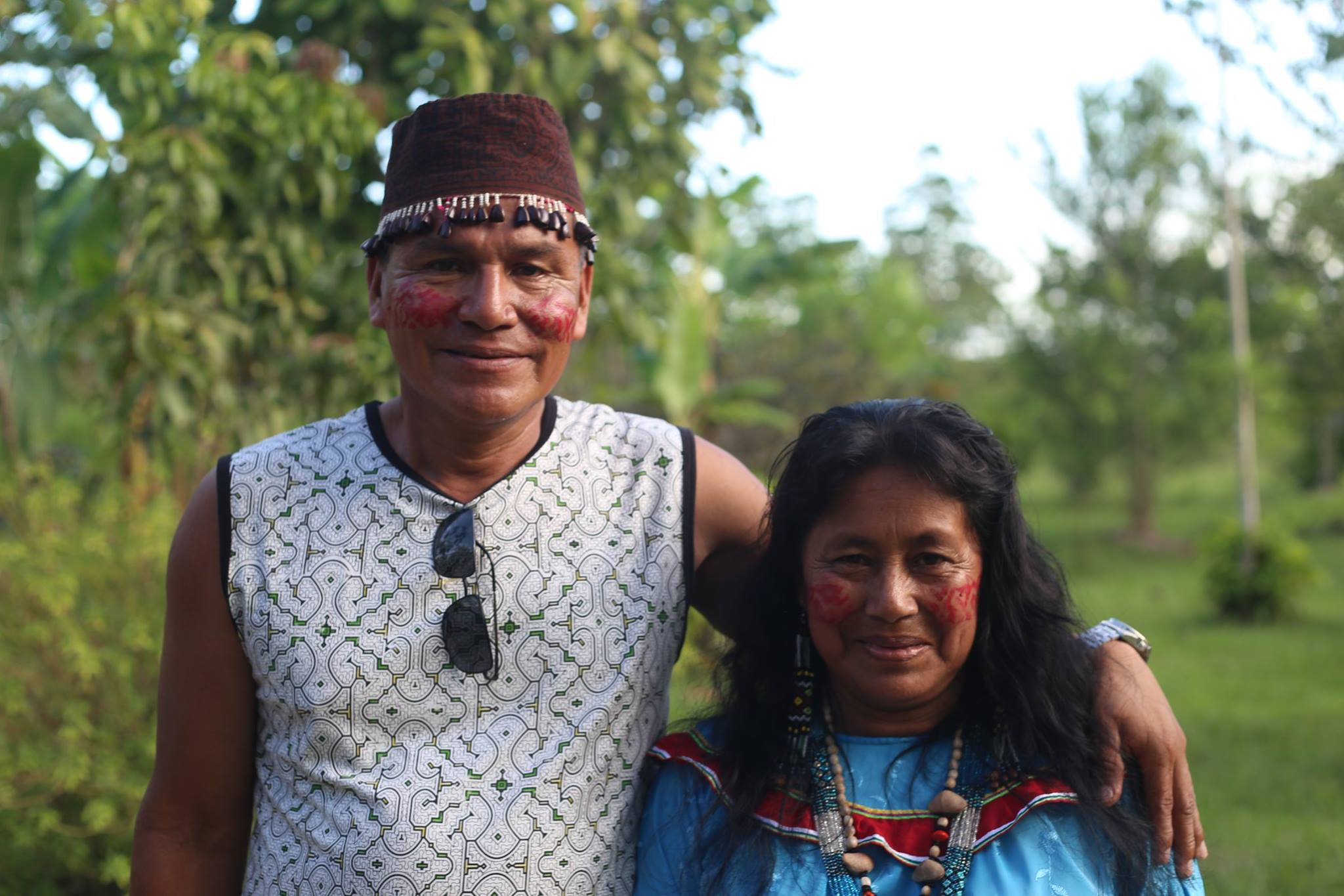Atilio & Alida Rojas Silvano