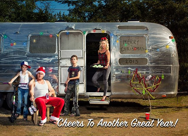 Git 'er done! :) Had a blast on this Christmas card shoot. When I was a kid, an Airstream trailer was the coolest thing around!  This family buys and refurbishes these trailers here in Austin. I love the silver, reflective exterior - it always looks amazing when I light and photograph metal like this! . . . . . #austin #atx #austintexas #christmas #christmascards #art #holidays #santa #merrychristmas #dallas #houston #houstontx #dallastx #okc #locallove #atxlove #christmas #christmas2018 #ilovechristmas #christmasaddict #christmastree #christmasdecorations #winterwonderland #christmascard #artistsoninstagram #airstream #homeiswhereyouparkit #camper #airstreamlife