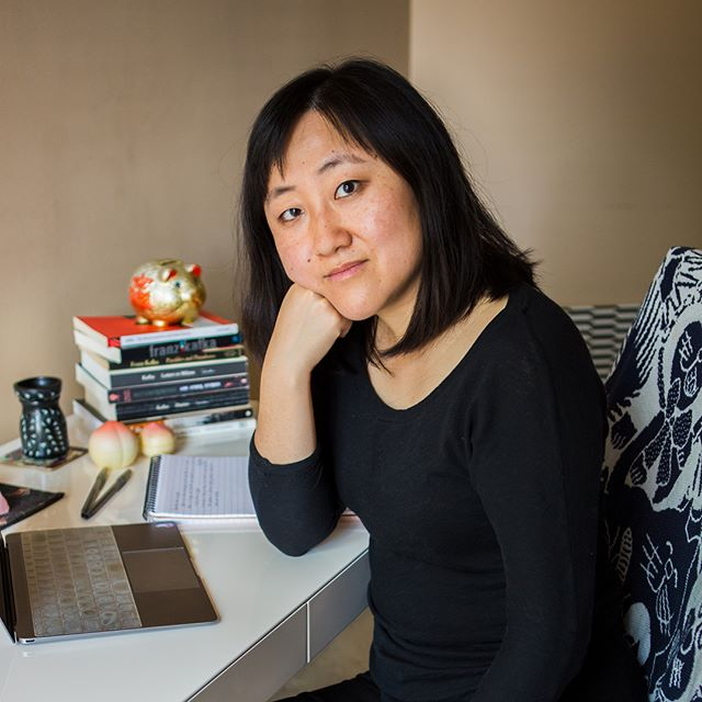 """""""How do you fit a zombie novel inside an immigrant story inside a coming-of-age tale?"""" asks the Chicago Tribune. Assistant Professor of Practice in the Arts for the Program in Creative Writing in the Department of English Ling Ma's debut novel, """"Severance"""" has the answer. Published on Aug 14, """"Severance"""" has been reviewed by @NPR, @Vulture, The @AVC, and named best new book by @R29 and """"20 Indie Next Great Reads"""" for September by the American Book Sellers Association. 📚 Catch Ling and other faculty on the New Faculty Books in Creative Writing panel at UChicago's Humanities Day on Saturday, October 20. Registration opens August 15! . . . #uchi uchicago #lingma #severance #uchicagoarts #creativewriting"""