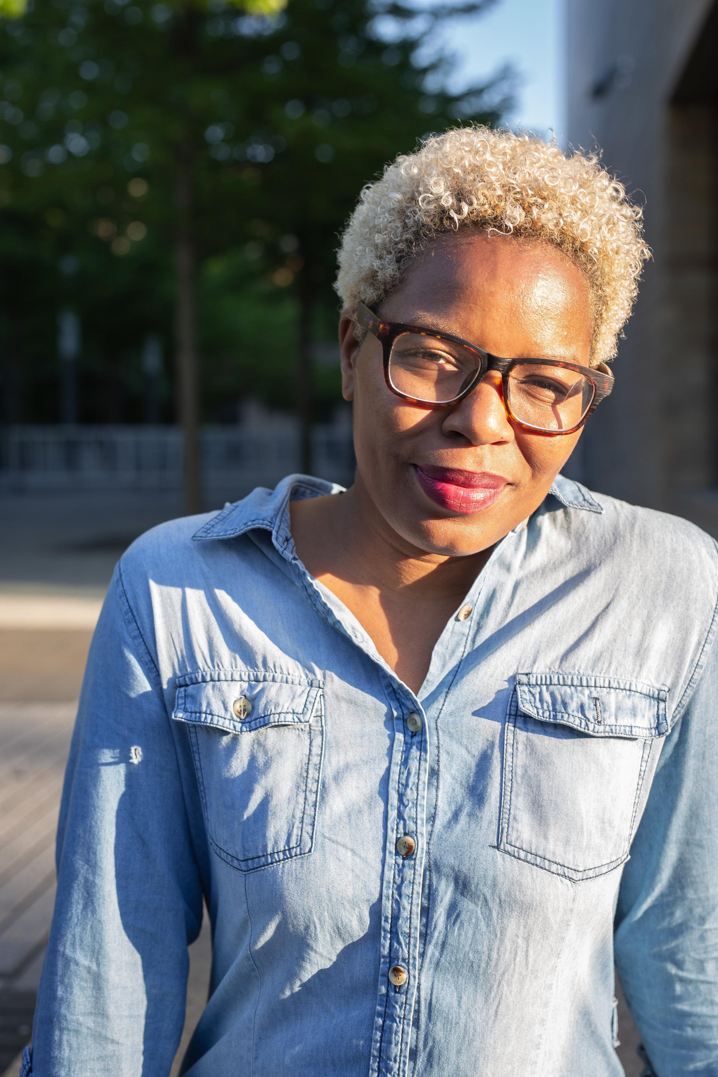 Photo by Jazmine Harris (MFA'19).