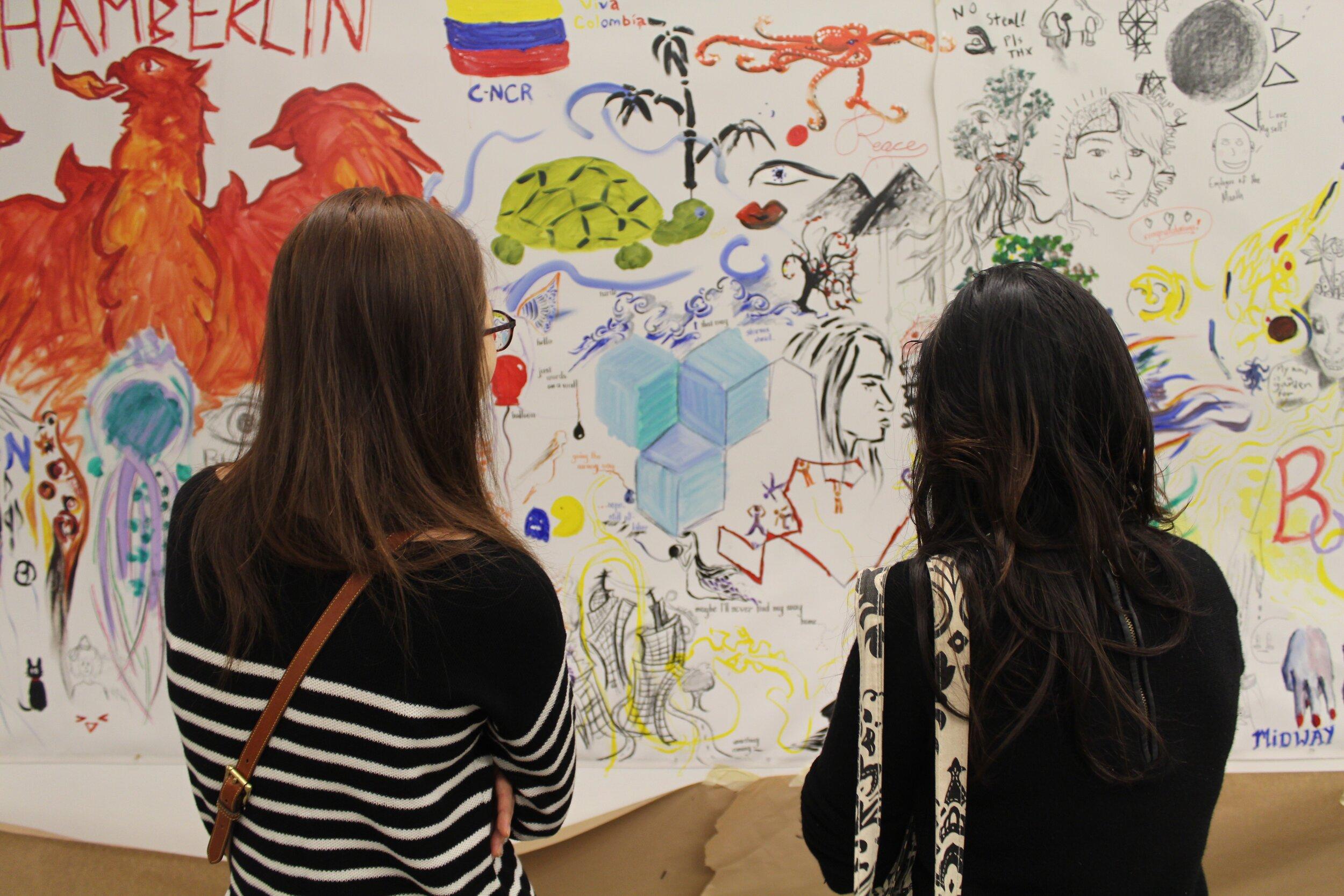 Photo courtesy University Arts Engagement / ArtPass.