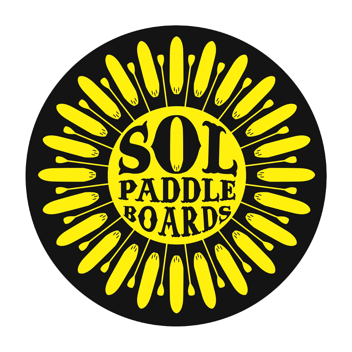 RUGGED  INFLATABLE PADDLE BOARDS  MADE FOR ADVENTURES! BE SURE TO CHECKOUT OUR FAVORITE,  THE SOL FIESTA!