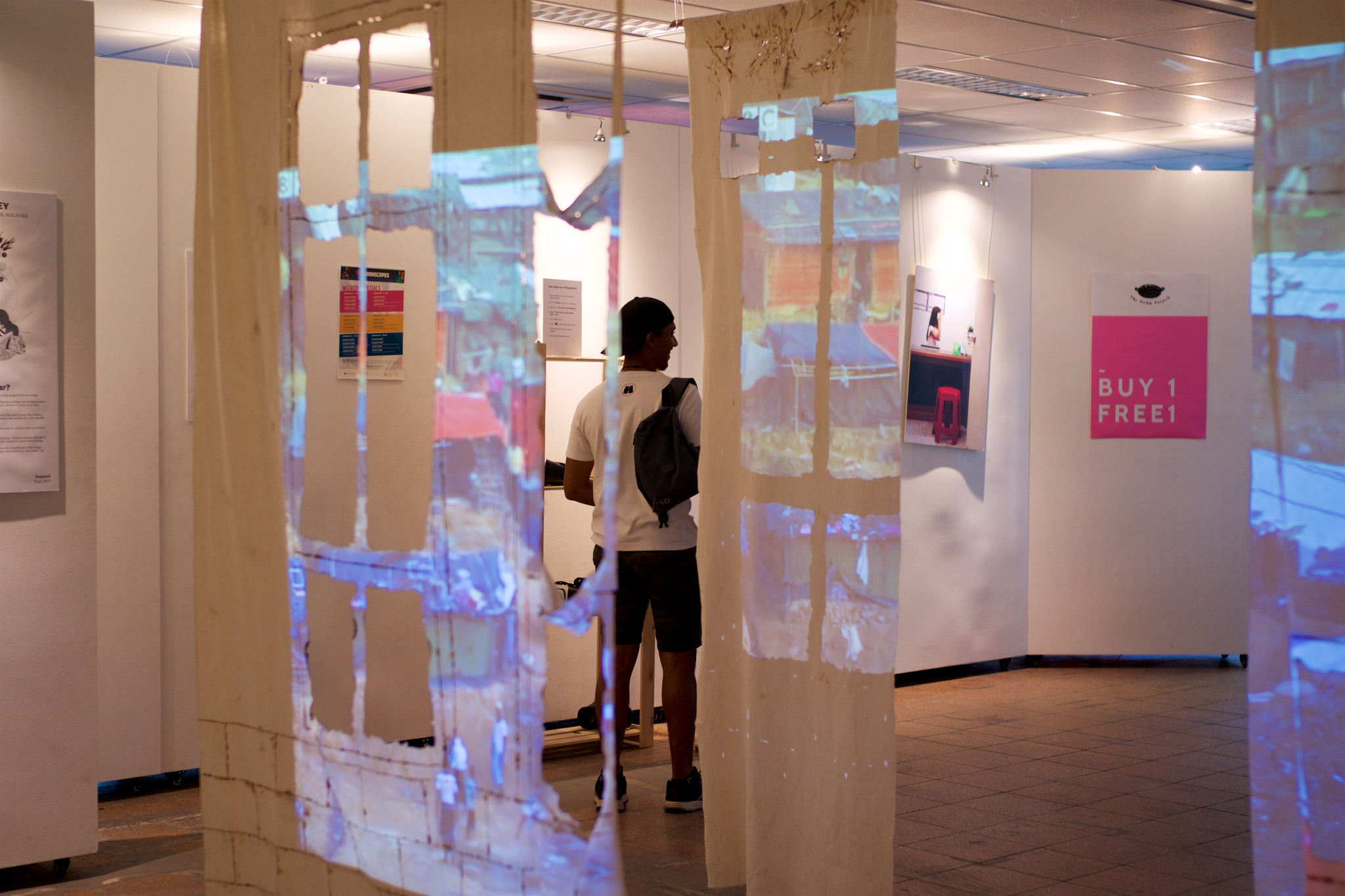 Inside Urbanscapes House - The Picha Project