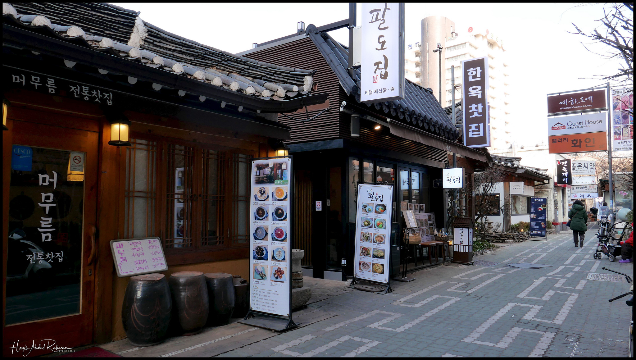 The teahouses to explore at Insadong