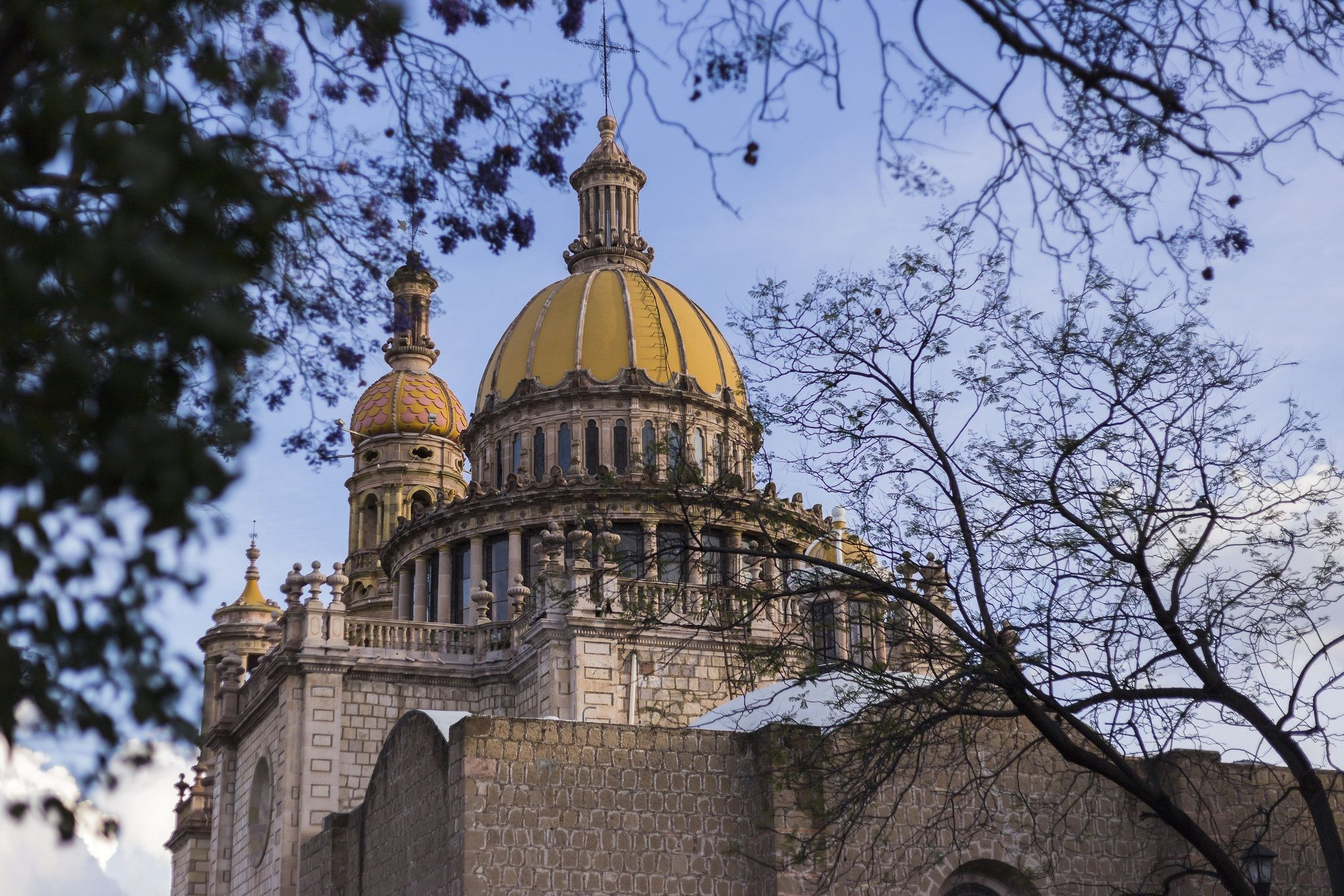 Templo de San Agustin - Aguascalientes